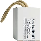 La Bruket - Saippuat - Nr. 009 Rope Soap Lemongrass