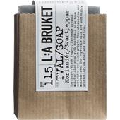 La Bruket - Seifen - Nr. 115 Bar Soap Coriander/Black Pepper