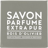 La Compagnie de Provence - Feste Seifen - Olive Wood Scented Soap