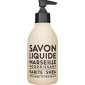 La Compagnie de Provence - Flüssigseifen - Karite & Shea Liquid Marseille Soap