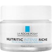 La Roche Posay - Gesichtspflege - Nutritic Intense Riche Wiederherstellende Aufbaupflege