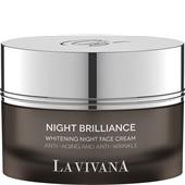 La Vivana - Night Brilliance - Whitening Face Cream