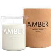 Laboratory Perfumes - Amber - Scented Candle