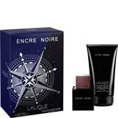 Lalique - Encre Noire - Geschenkset