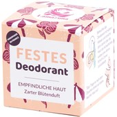 Lamazuna - Deodorants - Herkkä kukkaistuoksu Kiinteä deodorantti