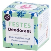 Lamazuna - Deodorants - Herkkä merentuoksu Kiinteä deodorantti