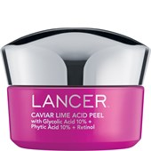 Lancer - Facial care - Caviar Lime Acid Peel