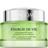 Lancôme - Nettoyage et masques - The Illuminating & Purifying Exfoliating Mask