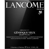 Lancôme - Augenpflege - Advanced Génifique Yeux Mask Light Pearl