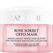 Lancôme - Čištění a masky - Rose Sorbet Cryo-Mask