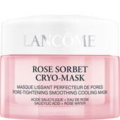 Lancôme - Cleansers & Masks - Rose Sorbet Cryo-Mask