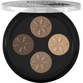 Lavera - Ojos - Beautiful Mineral Eyeshadow Quattro
