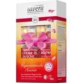 "Lavera - Shower Care - Nourishing Set ""Regenerierende Auszeit"" Regenerating Time-Out"