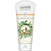 Lavera - Body Lotion und Milk - Summer Vibes Schimmerne Body Lotion