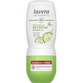 Lavera - Deodorants - Natural & Refresh Bio Limette Deodorant Roll-on