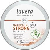 Lavera - Deodorants - Natural & Strong Deodorant Creme