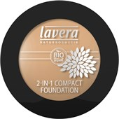 Lavera - Gezicht - 2in1 Compact Foundation