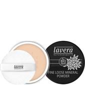 Lavera - Obličej - Fine Loose Mineral Powder
