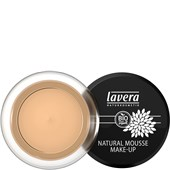 Lavera - Twarz - Natural Mousse Make-up