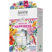 Lavera - Gesichtspflege - I'm Full Of Happiness Set