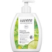 Lavera - Handpflege - Limette & Zitronengras Flüssigseife