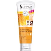 Lavera - Sun Sensitiv - Krem do opalania SPF 30