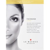 Le Masque Switzerland - Masken - Bio-Cellulose  Calming & After Sun Face Mask