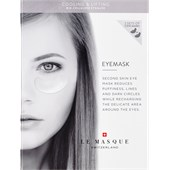 Le Masque Switzerland - Masken - Bio-Cellulose  Cooling & Lifting Eye Masks 2 Pack