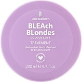 Lee Stafford - Bleach Blondes - Treatment