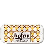 Lipfein - Lippenpflege - Minibalsam Vanille