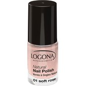 Logona - Nägel - Natural Nail Polish