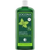 Logona - Shampoo - Anti-Fett Shampoo Bio-Zitronenmelisse