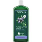 Logona - Shampoo - Anti-Schuppen Shampoo Bio-Wacholderbeere