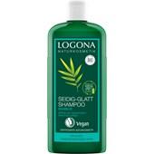Logona - Shampoo - Seidig-Glatt Shampoo Bambus
