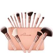 Luvia Cosmetics - Brush Set - Rose Golden Vintage Set