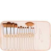 Luvia Cosmetics - Brush Set - Bamboo's Root Set