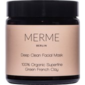MERME Berlin - Reinigung - Deep Clean Facial Mask