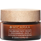 MICARAA Naturkosmetik - Gesichtspflege - Natural Face Cream Normal to Combination Skin