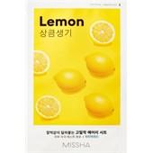 MISSHA - Tuchmasken - Airy Fit Mask Lemon