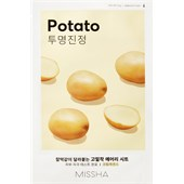 MISSHA - Tuchmasken - Airy Fit Mask Potato