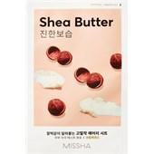 MISSHA - Sheet masks - Airy Fit Mask Shea Butter