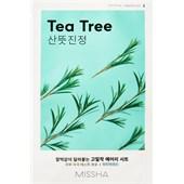MISSHA - Sheet masks - Airy Fit Mask Tea Tree
