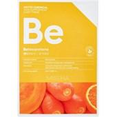 MISSHA - Tuchmasken - Betacarotene Phyto-Chemical Skin Supplement Sheet Mask