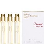Maison Francis Kurkdjian - Baccarat Rouge 540 - Eau de Parfum Globe Trotter Refill