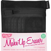 The Original Makeup Eraser - Facial Cleanser - Black 7-Day Set
