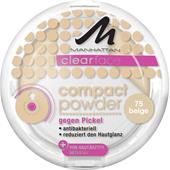 Manhattan - Visage - Clearface Compact Powder