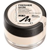 Manhattan - Gesicht - Fresher Skin Foundation
