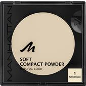 Manhattan - Kasvot - Soft Compact Powder