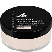 Manhattan - Ansikte - Soft Mat Loose Powder
