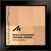 Manhattan - Kasvot - Wake Up Radiance Finishing Powder